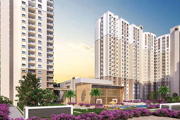 luxury apartments in Bagalur